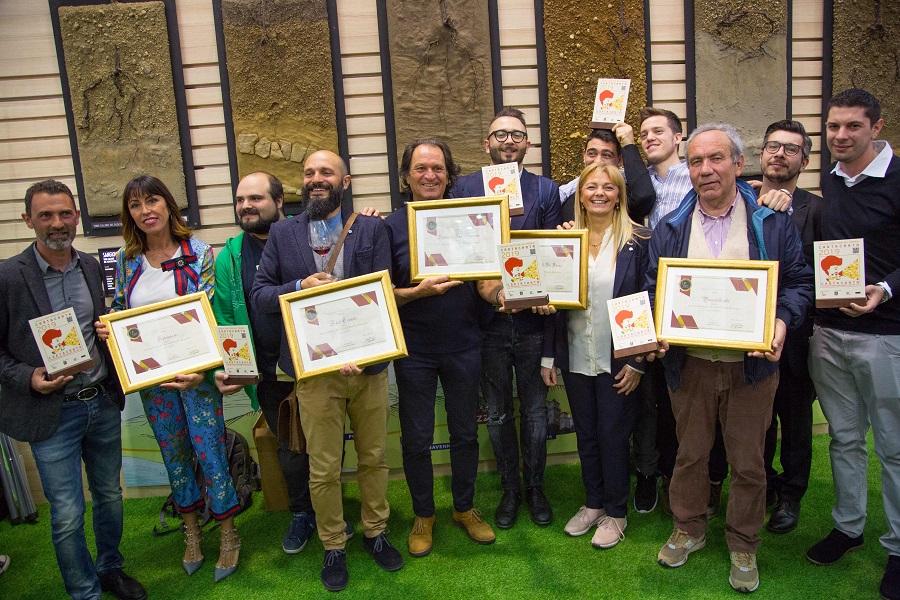 Vincitori Premio Carta Canta: due premiati de La Gazzetta del Gusto