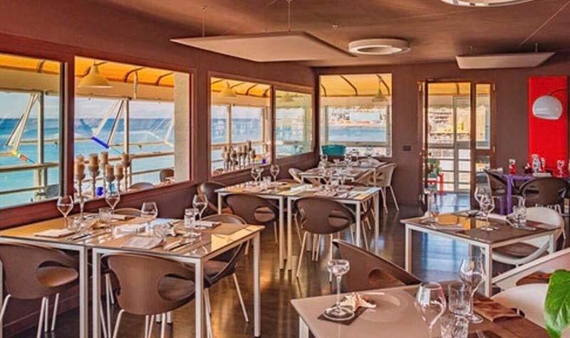 Mangiare buon pesce al Ristorante Santamonica Genova