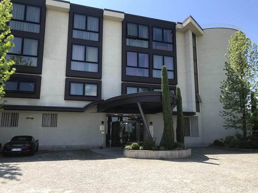 Hotel Boscareto Resort a Serralunga d'Alba