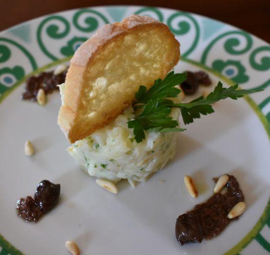 Brandacujun ligure, storia e ricetta dello stoccafisso mantecato