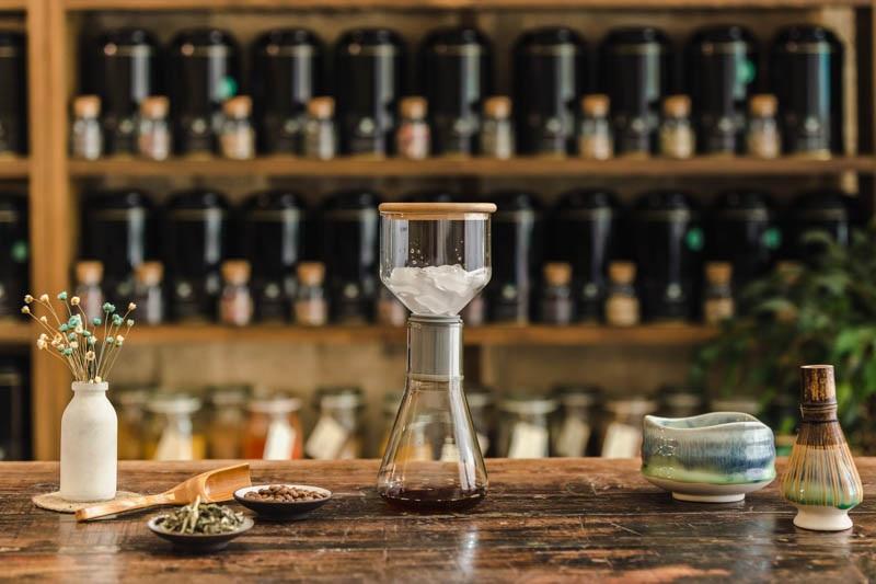 Cold Brew di caffè e tè e altre bevande personalizzate