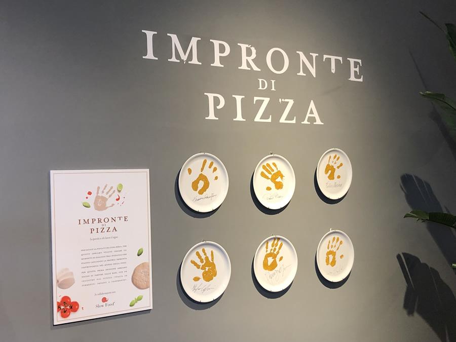 Impronte di Pizza 2019 da Eataly