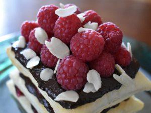 Ricetta Millefoglie vegano: dessert goloso, sano ed energetico
