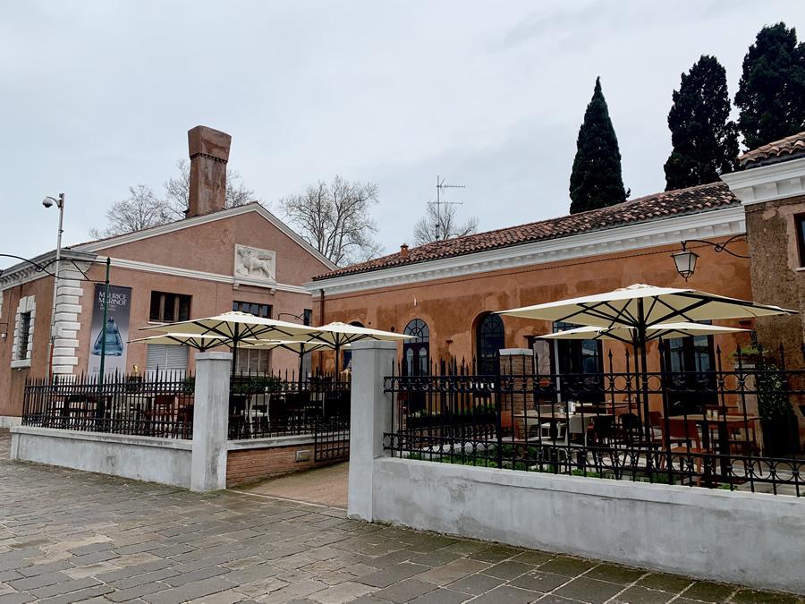 San Giorgio Cafè a Venezia di Filippo La Mantia