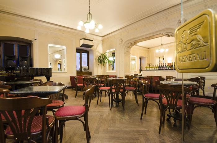 Trieste e i suoi caffè: il Tommaseo