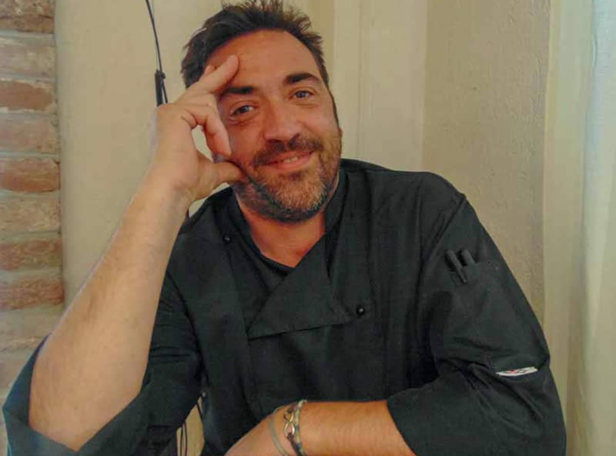Chi è lo chef Pier Mario Monzeglio