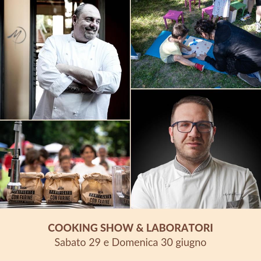 Chef presenti a Condimenti 2019 a Bologna