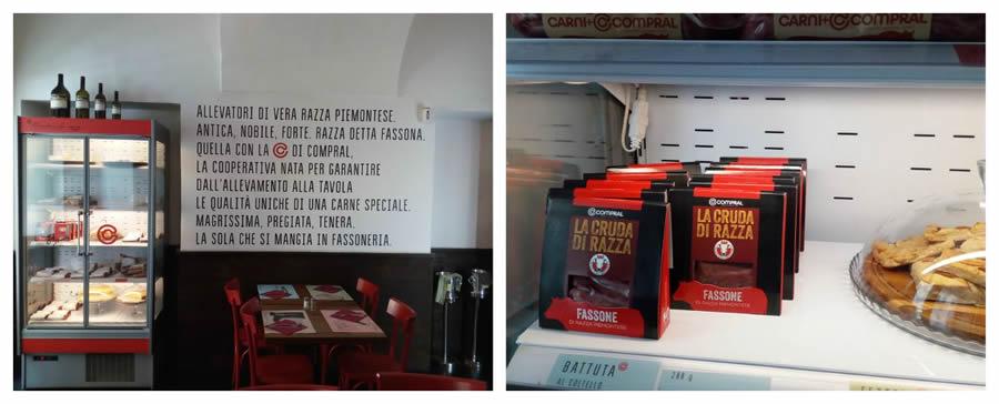 Ristorante Fassoneria a Torino, anche take away