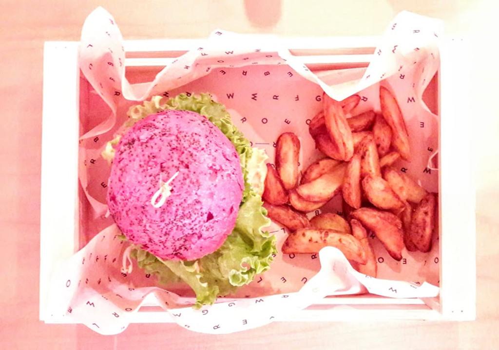 Paninoteca vegana a Bologna: Flower Burger