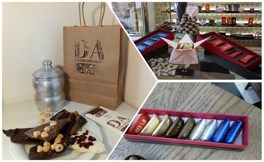 Davide Appendino apre L'Altro cioccolato, a Torino una boutique del cacao