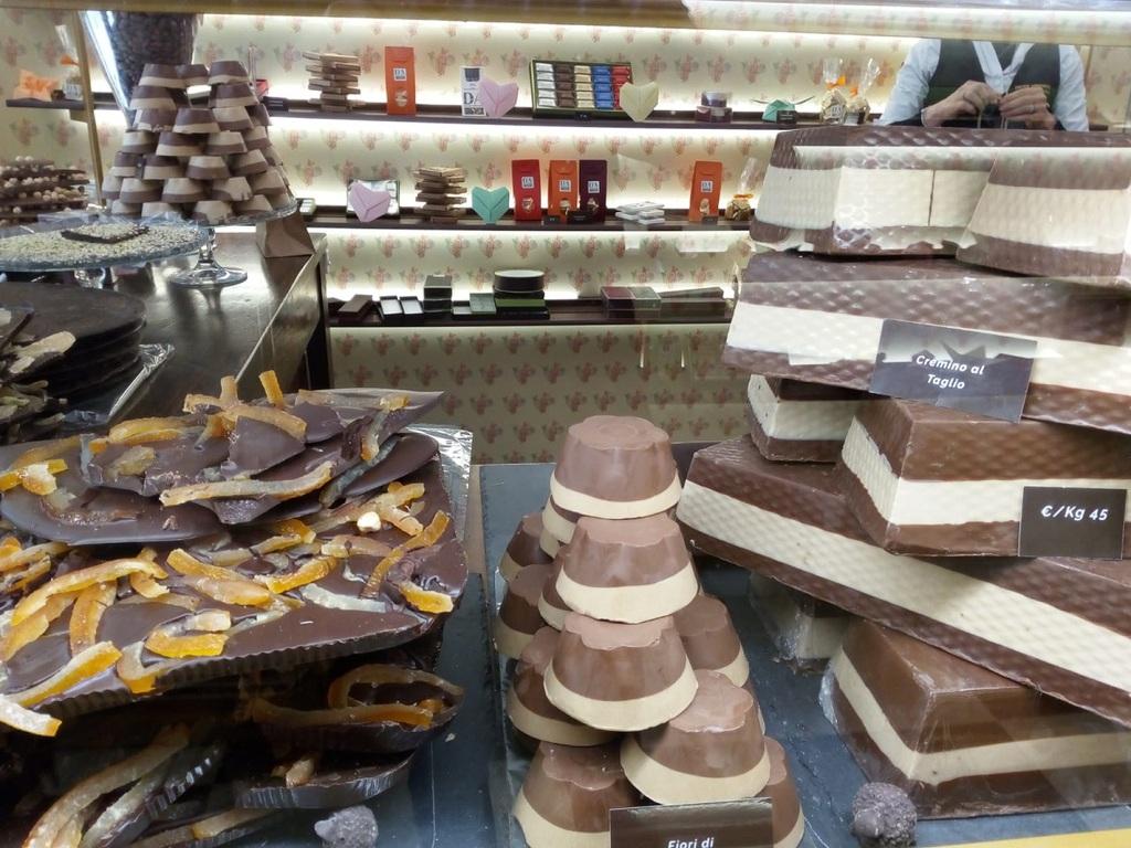 L'Altro cioccolato di Davide Appendino a Torino
