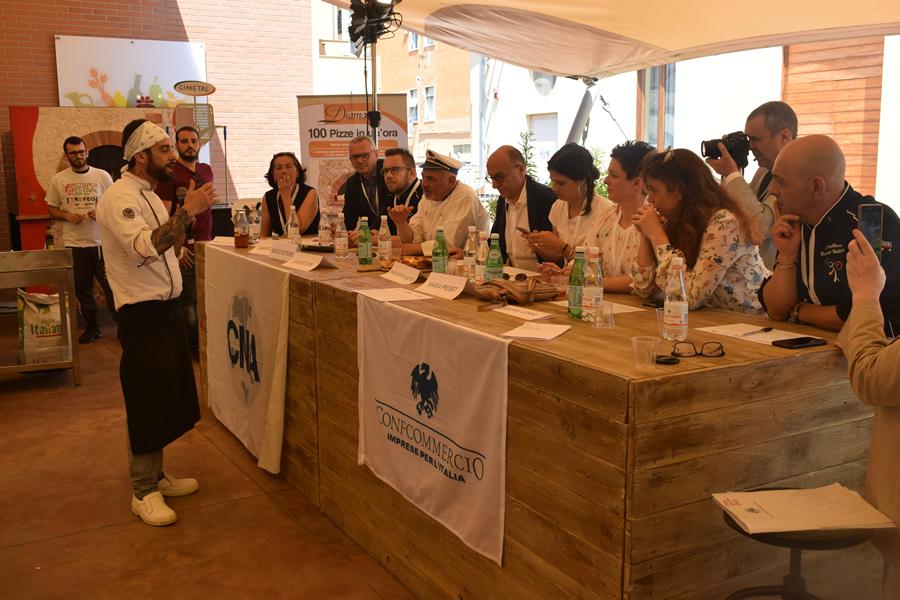Parte il Pizza Pisa Festival 2019