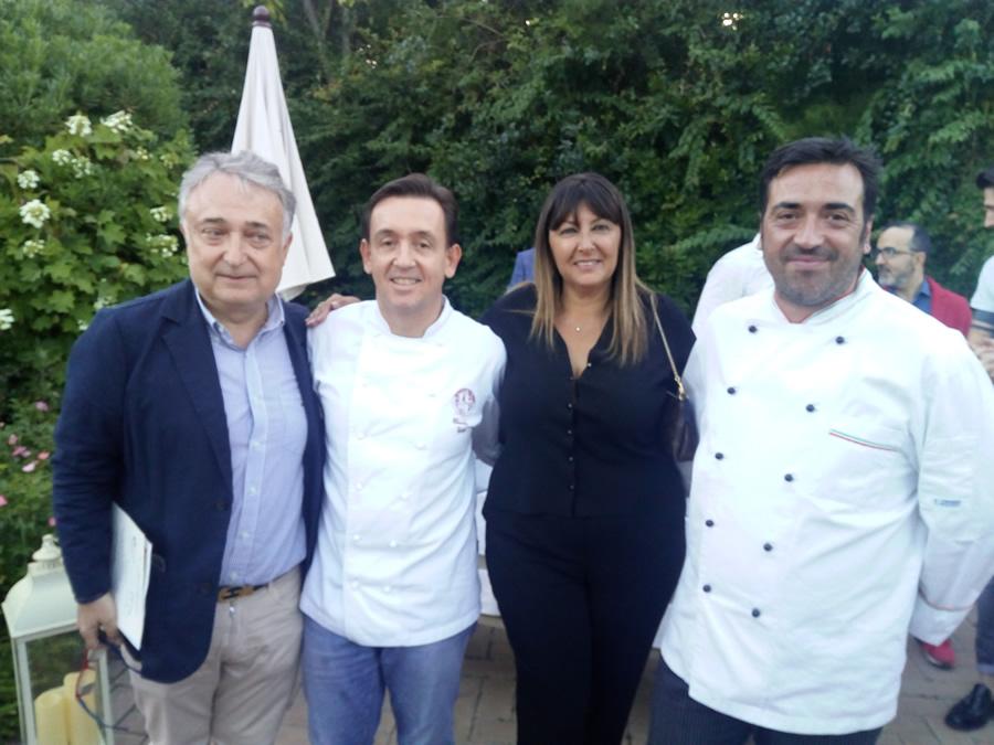 Nuovo chef al Relais Il Borgo di Cioccaro: ecco chi è
