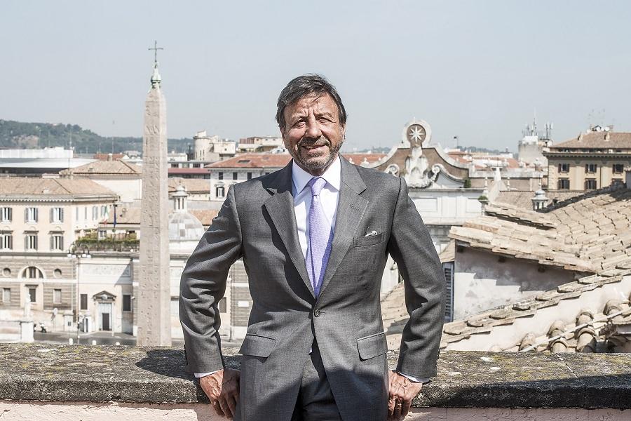 Sir Rocco Forte - Hotel de la Ville Roma, torna a splendere con 3 ristoranti e 3 ba