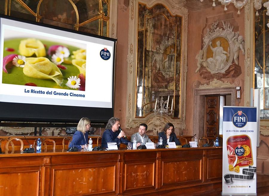 Collaborazione tra Gruppo Fini e Chef Tino Vettorello
