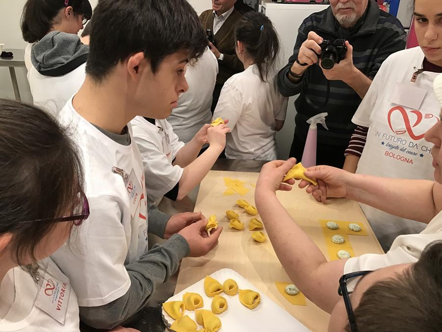 Un Futuro da Chef al Fourghetti, incontro con lo chef Lavacchielli