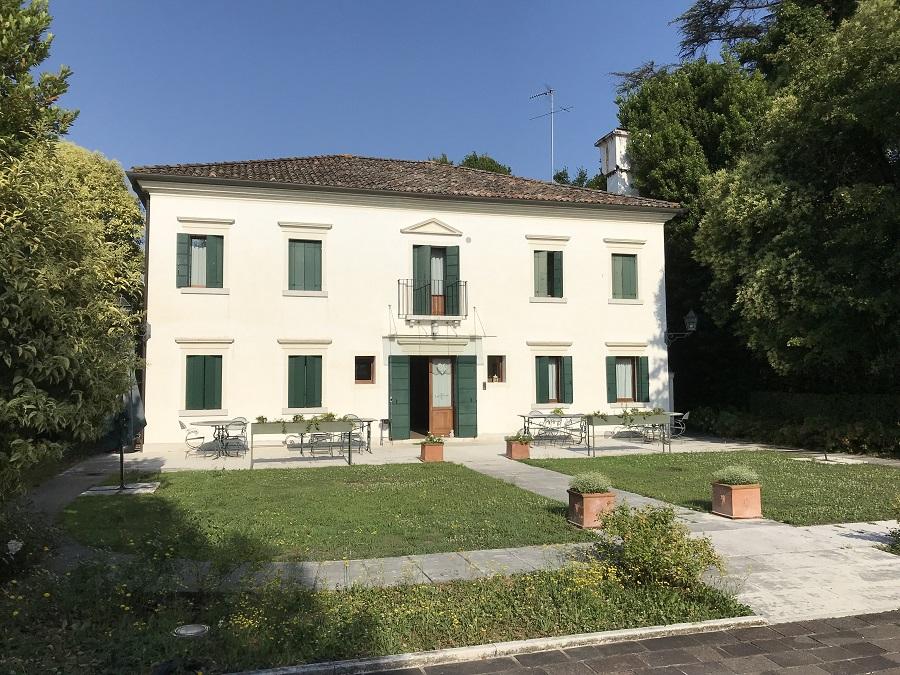 Ristorante Villa Selvatico: Chef Alessandro Rossi