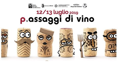 Estate 2019 in Romagna: p.assaggi di vino 2019