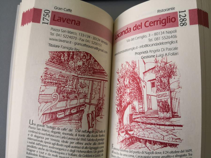 Novità della guida Locali storici d'Italia 2019