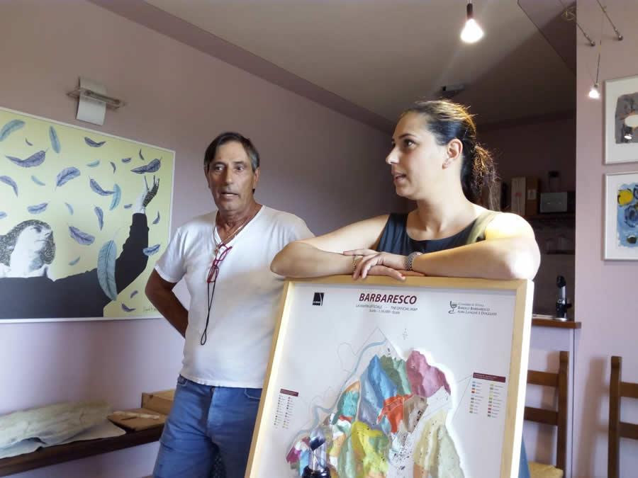 Bruno e Luisa Rocca