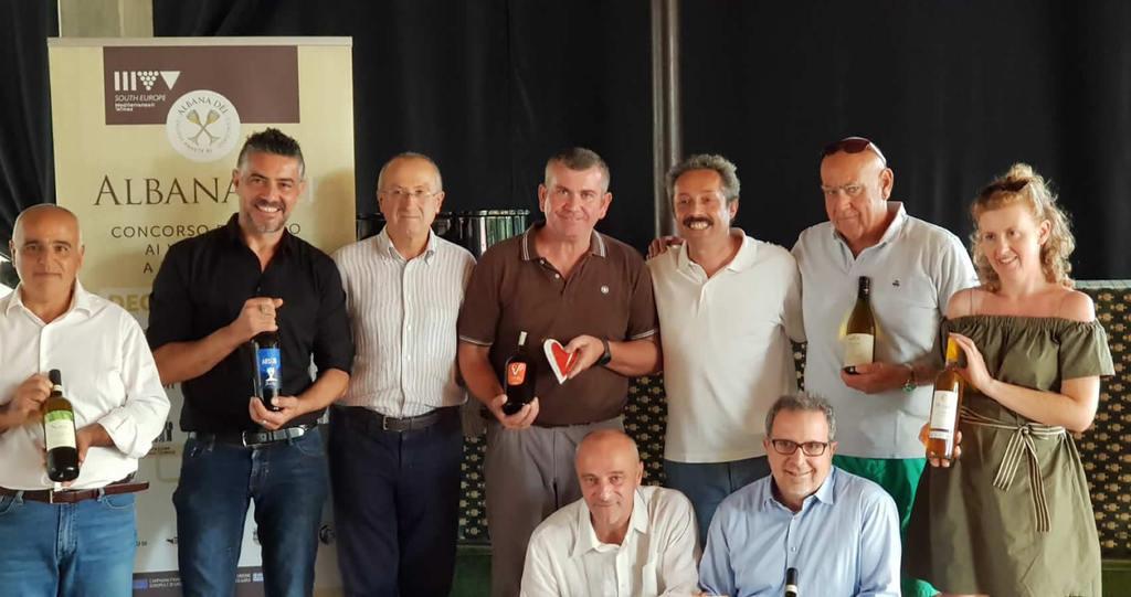 Migliori Albana del 2019 vincitori