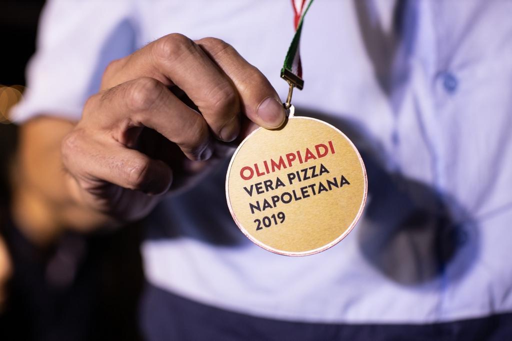 Olimpiadi Vera Pizza Napoletana