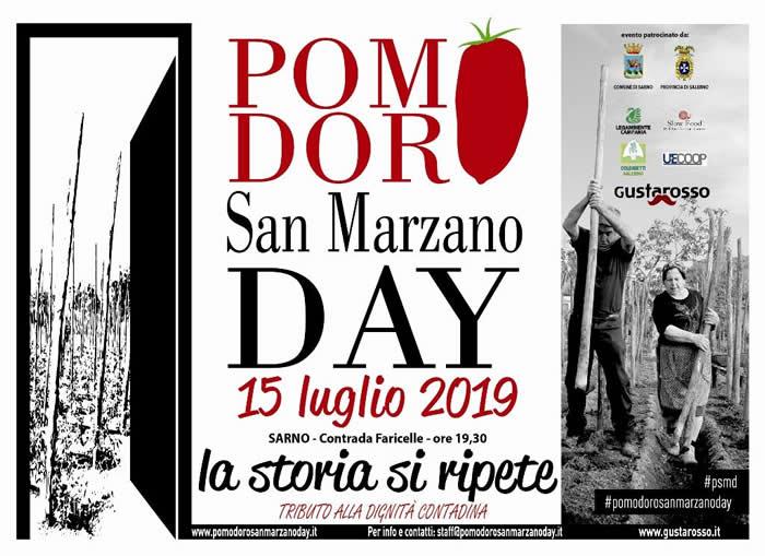 Pomodoro San Marzano Day 2019