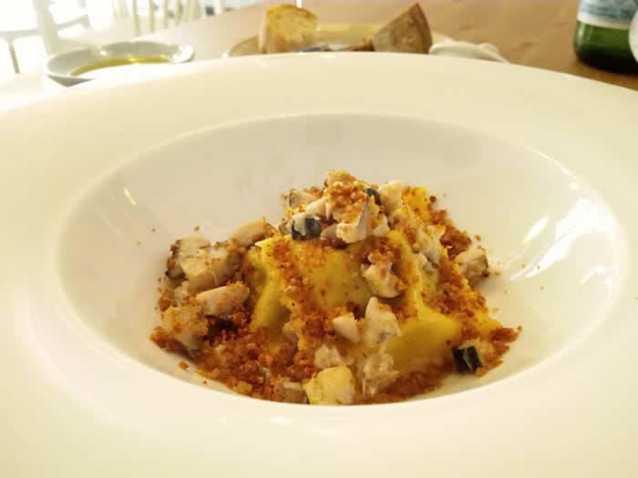 Primi piatti di Ristorante Casa Amélie a Torino