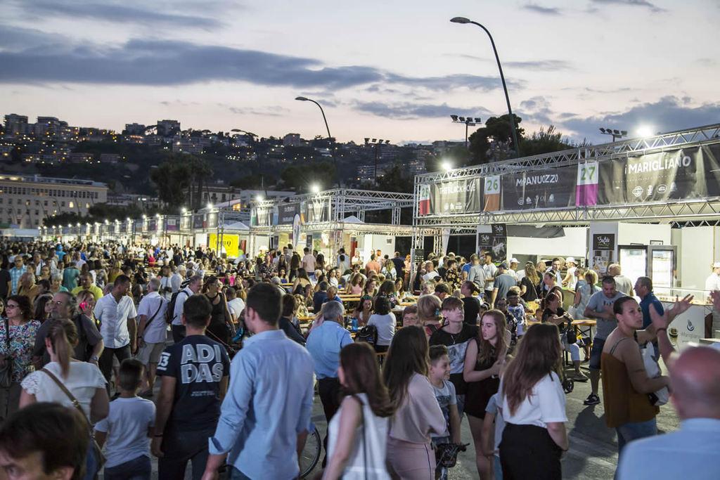 Torna il Bufala Fest 2019 a Napoli