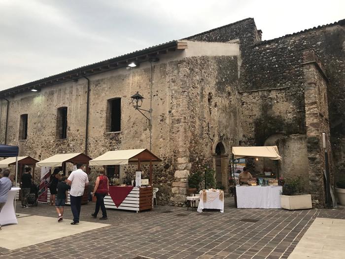 Vino in Castello 2019 in attesa di Hosteria Verona