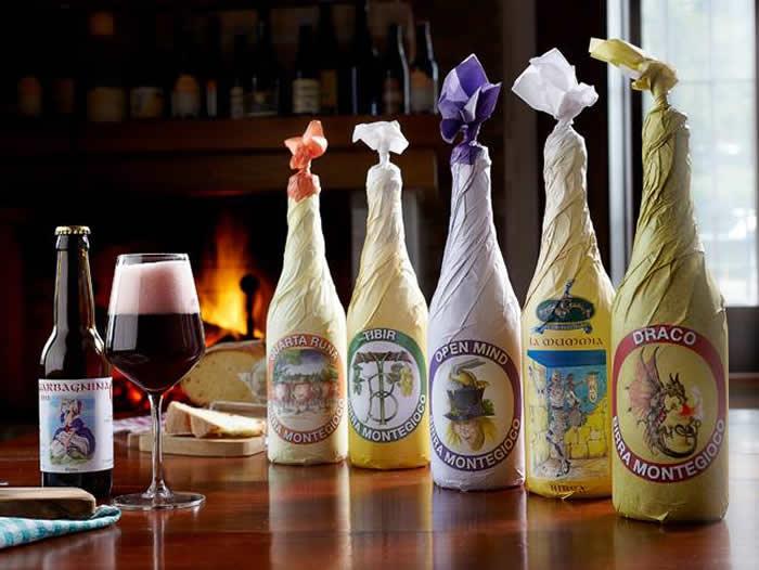 Birra Tibir di Montegioco: IGA con uve a bacca bianca