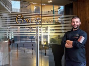 Ciro Savarese: pizza e cucina tra qualità e sperimentazione
