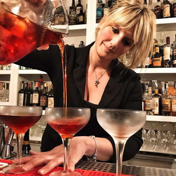 drink MINA VAGANTE di Ilaria Bello del Talea di Torvaianica Roma