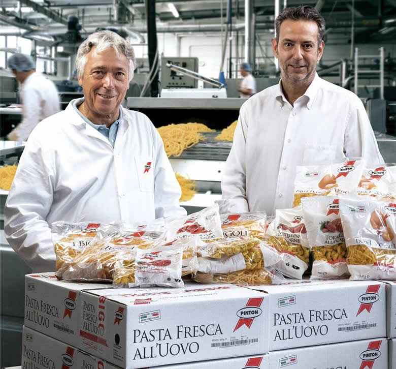Pasta Pinton di Costabissara