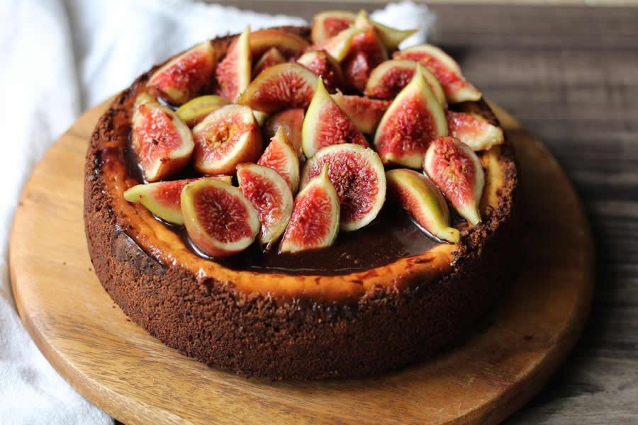 Ricetta della Cheesecake ricotta e miele