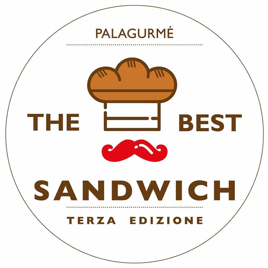 Il logo di The Best Sandwich 2019
