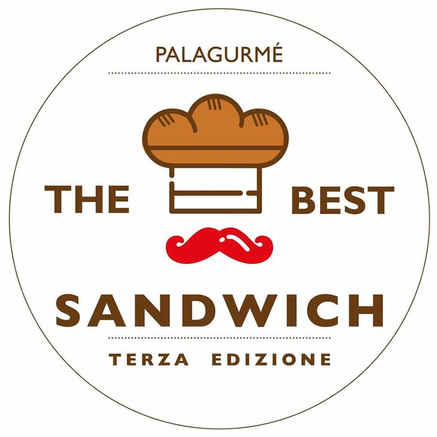 Il logo di The Best Sandwich 2019