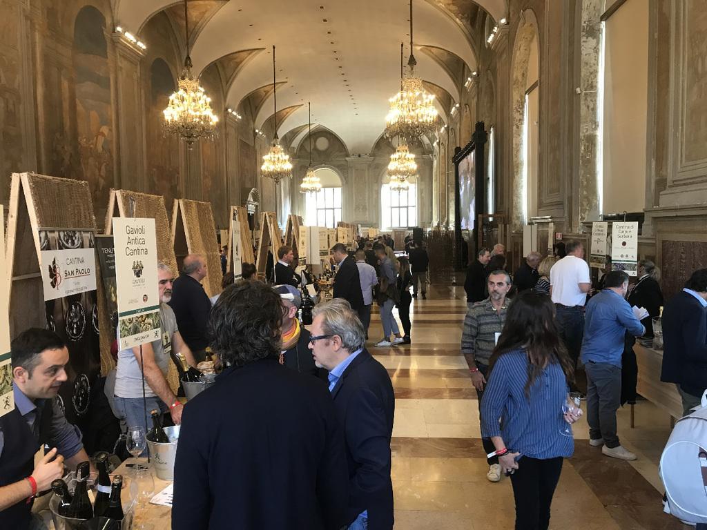 Inizia Enologica Bologna 2019
