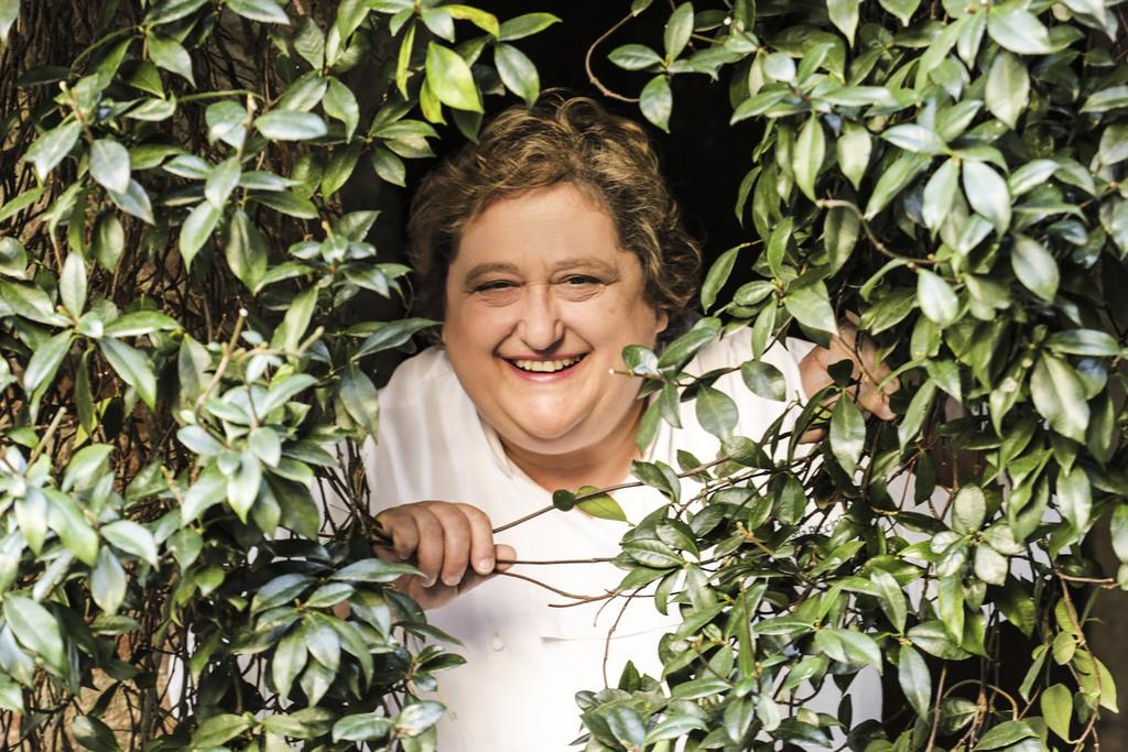 Chef Valeria Piccini del Ristorante Da Caino