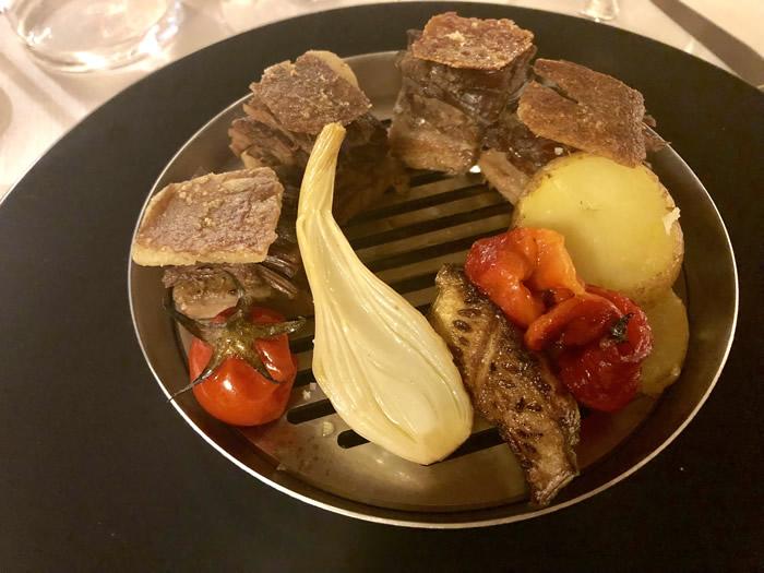Ristorante Da Caino: la Cucina