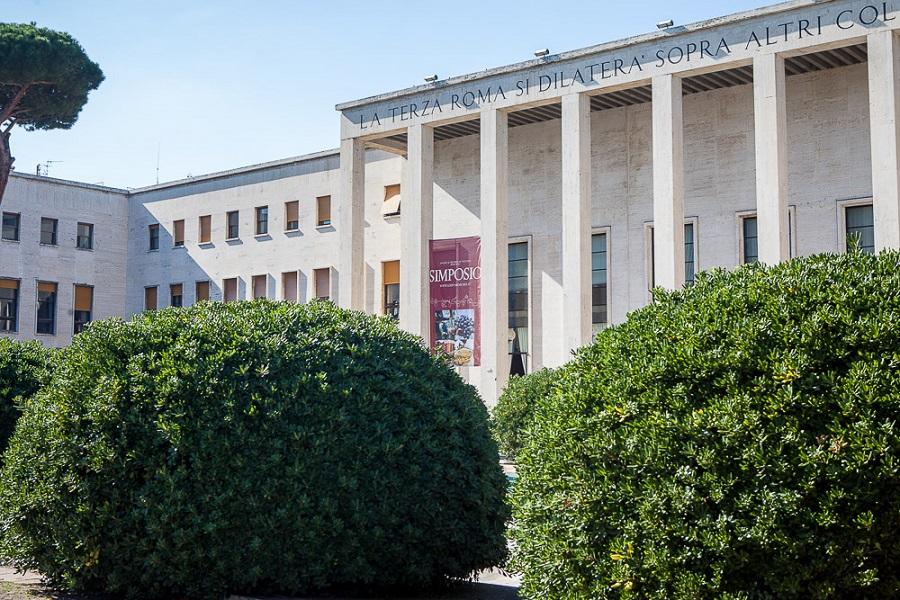 Roma EUR: Simposio Trionfo del Gusto 2019