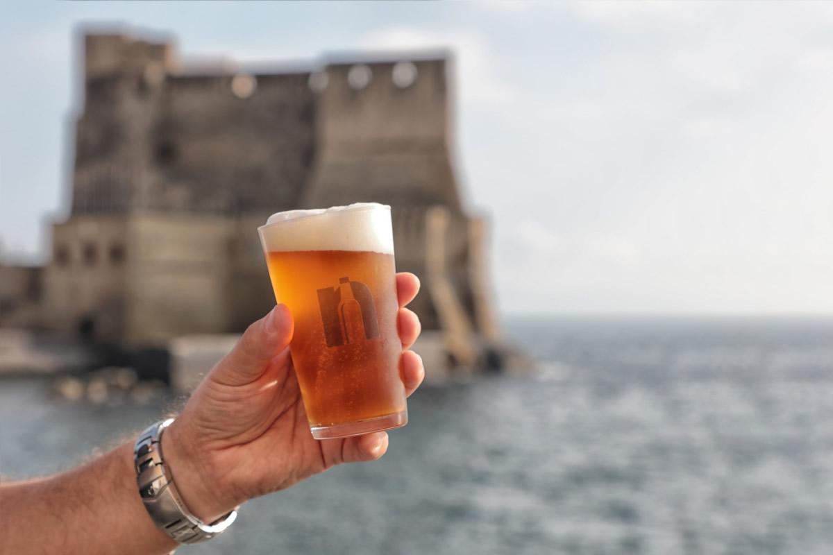 Birra e Castel dell'Ovo