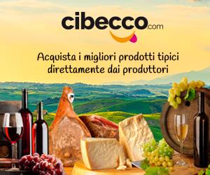 Cibecco: vendita on line cibo e vino