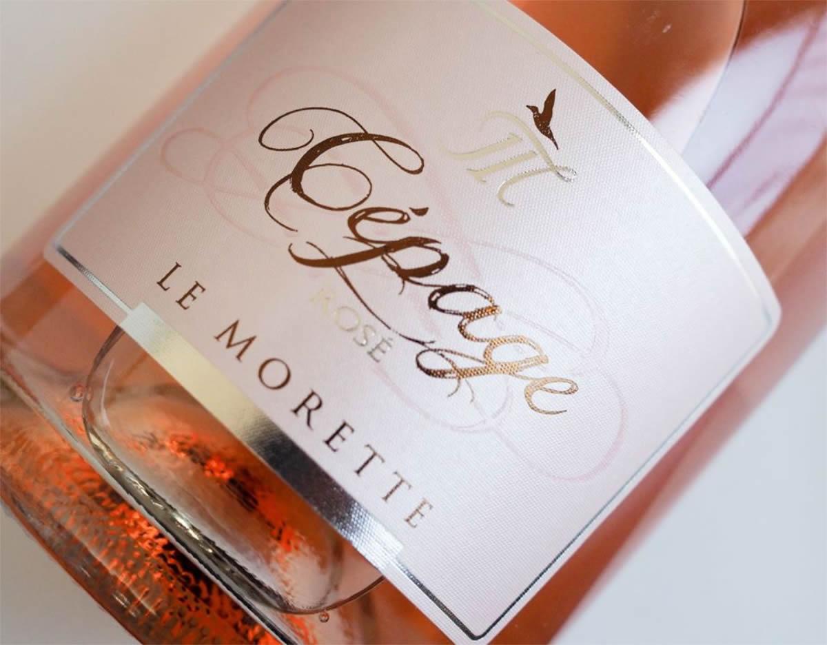 Vivaio Peschiera Del Garda cépage rosé le morette, il bardolino chiaretto spumante brut