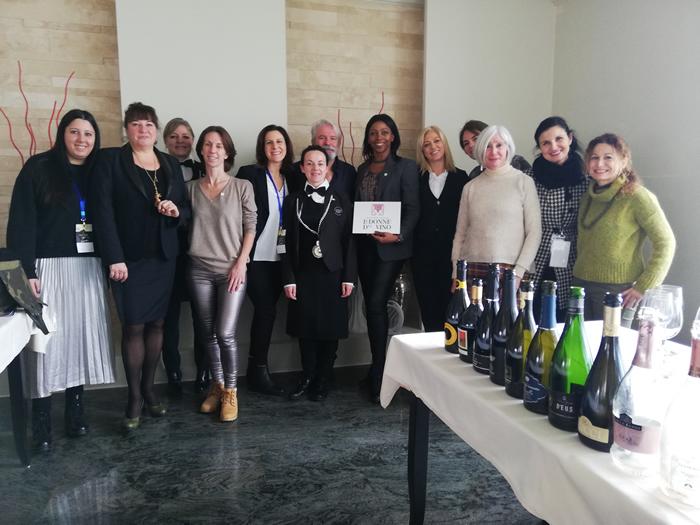 Donne del Vino a SpumantItalia a Pescara