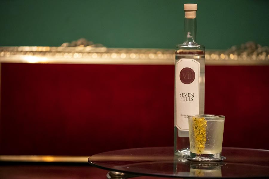 Drink del bartender Carmelo Buda