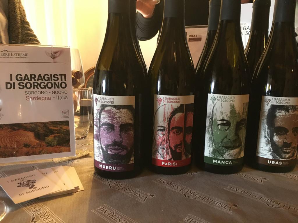 Vini eroici della Sardegna