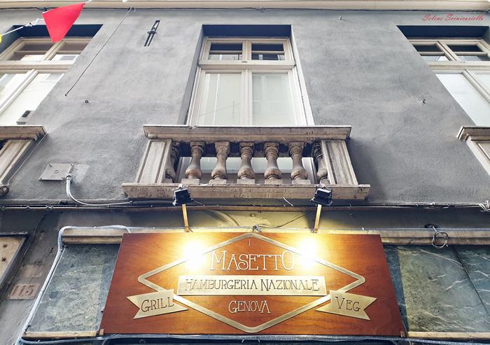Il Masetto a Genova