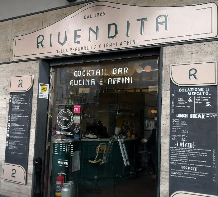 Affini Rivendita a Porta Palazzo a Torino