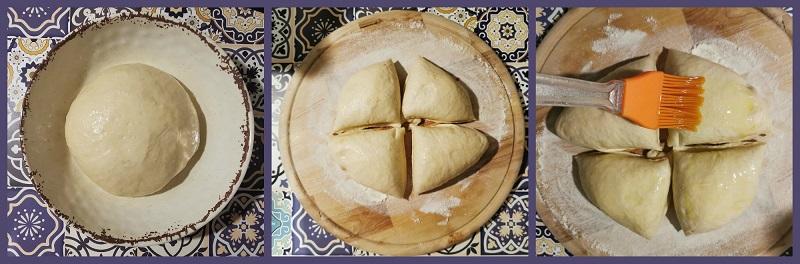 Preparazione Ricetta Simit turco
